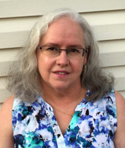 Virginia Strnad, Co-founder, Clothing Coordinator, and Board Member